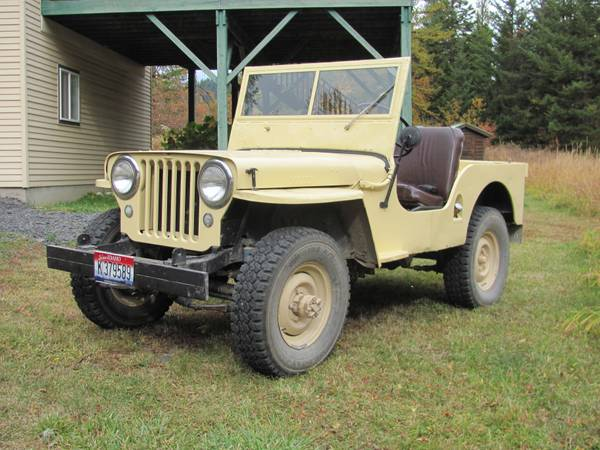 Willys Jeep // West County Explorers Club