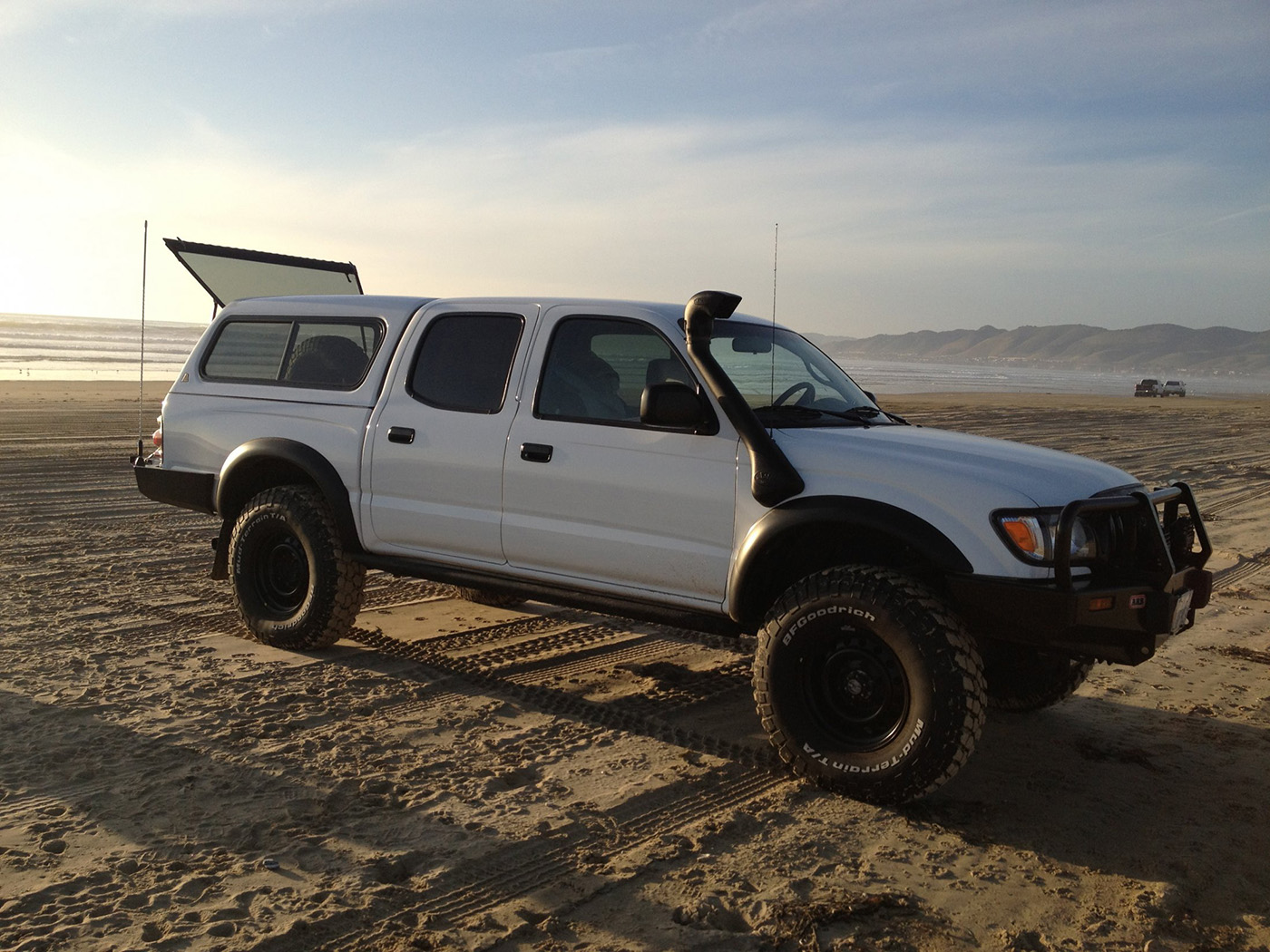 Spotted 2004 Toyota Tacoma Doublecab 44 West County Explorers Club Fuse Box Sale Prerunner Conversion To 4wd