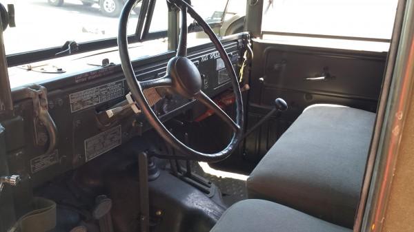 1953 Dodge M37 • WCXC