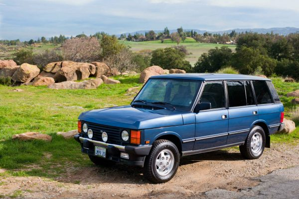 1995 Range RoverClassic LWB, via WCXC