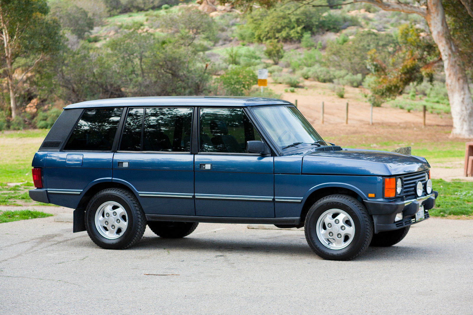 1995 Range Rover For Sale >> Spotted: 1995 Range Rover Classic LWB // West County Explorers Club