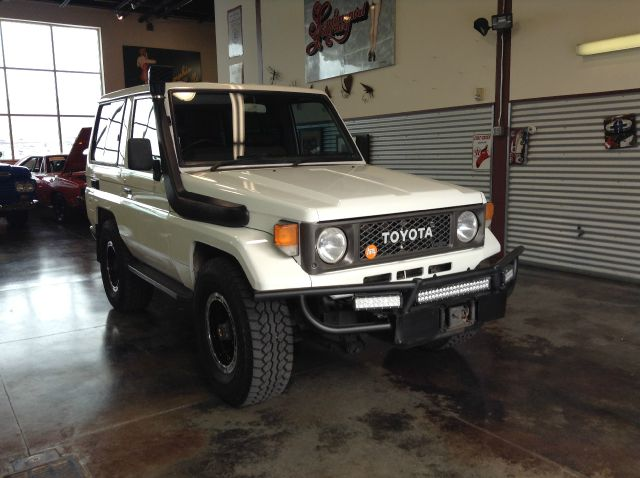 spotted imported toyota land cruiser bj diesel west county explorers club