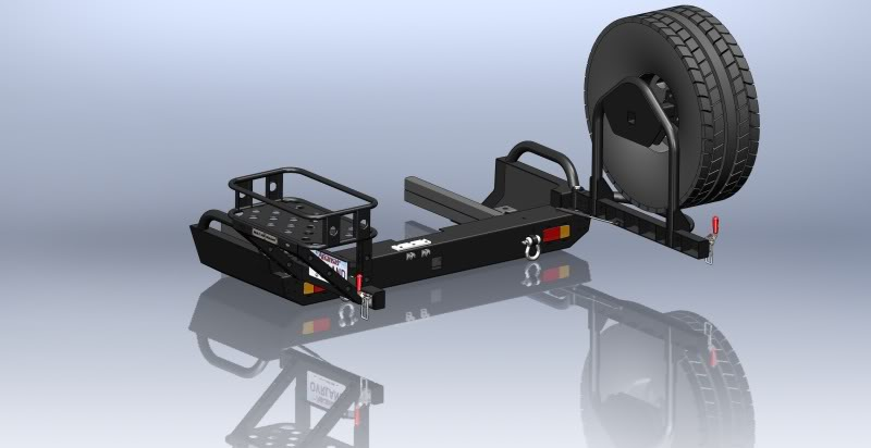 Rear Bumper Design Build On Ih8mud West County
