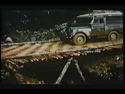 Vintage Video First Overland London To Singapore 1955 West County Explorers Club