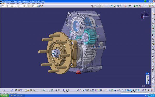 Bolt-on portal axles from TIBUS Off-road engineering
