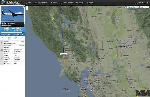 FlightTracker • WCXC