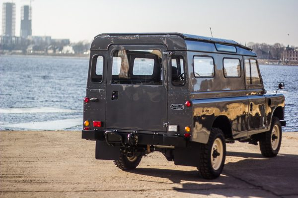 Land Rover Series 3, West County Explorers Club