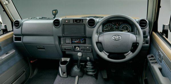Toyota Landcruiser 70-series 30th Anniversary, via WCXC