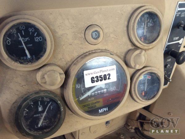 Surplus Hummer, via WCXC
