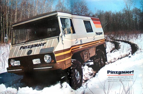 1978 Pinzgauer article, via WCXC