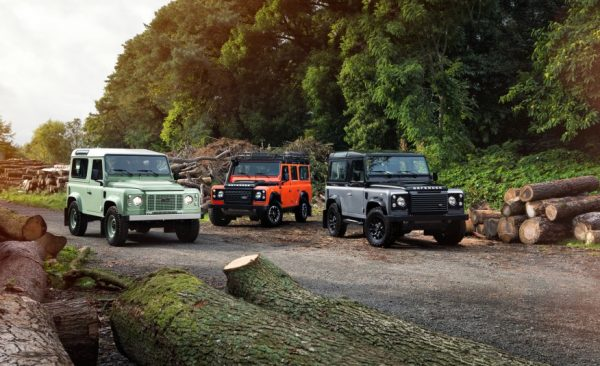 Defender Final Editions, via WCXC