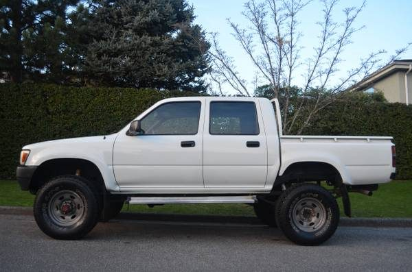 Toyota Hilux Quadcab Diesel, West County Explorers Club